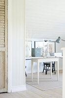 Bildno.: 11353142<br/><b>Feature: 11353089 - A Swedish Dream</b><br/>Renovated house in Dalarna, Sweden<br />living4media / M&#246;ller, Cecilia