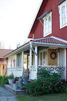 Bildno.: 11353160<br/><b>Feature: 11353089 - A Swedish Dream</b><br/>Renovated house in Dalarna, Sweden<br />living4media / M&#246;ller, Cecilia