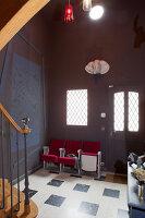 Bildnr.: 11358018<br/><b>Feature: 11358017 - Graffitis im Loft</b><br/>Franz&#246;sisches Loft mit einem Hang zur Extravaganz<br />living4media / Hallot, Olivier