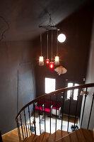 Bildnr.: 11358020<br/><b>Feature: 11358017 - Graffitis im Loft</b><br/>Franz&#246;sisches Loft mit einem Hang zur Extravaganz<br />living4media / Hallot, Olivier