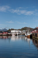 Zdjęcie numer: 11370630<br/><b>Feature: 11370542 - Heaven and Harbour</b><br/>The art of living in Norway&#39;s Lofoten Islands<br />living4media / Nordstrom, Annette