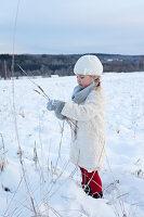 Bildnr.: 11370734<br/><b>Feature: 11370683 - Behagliches Weihnachtsfest</b><br/>Wei&#223;e Weihnachten im Kreis der Familie auf schwedische Art<br />living4media / M&#246;ller, Cecilia