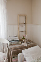 Zdjęcie numer: 11372752<br/><b>Feature: 11372747 - Shabby Chic with Charm</b><br/>Pastels colours and creaking floor boards prevail in this German home<br />living4media / Allig, Birgid