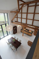 Bildno.: 11374084<br/><b>Feature: 11374064 - Pure Country</b><br/>A barn in northern Germany is converted into a family home and more<br />living4media / Mertoglu, Bodo