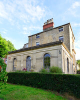 Bildno.: 11386644<br/><b>Feature: 11386629 - Argyll House</b><br/>Restored Georgian house in Frome, U. K.<br />living4media / Cox, Stuart
