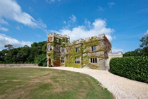 Bildnr.: 11388798<br/><b>Feature: 11388772 - Mein Haus - mein Schloss</b><br/>Ehemaliges Jagdanwesen in Dorset<br />living4media / Cox, Stuart