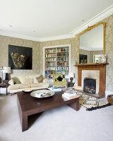 Bildnr.: 11388842<br/><b>Feature: 11388772 - Mein Haus - mein Schloss</b><br/>Ehemaliges Jagdanwesen in Dorset<br />living4media / Cox, Stuart