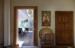 Bildno.: 11389130<br/><b>Feature: 11389067 - Open to the Wind</b><br/>House in the heart of Corsica<br />living4media / Madamour, Christophe