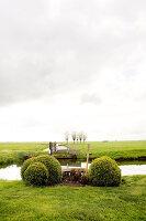 Bildno.: 11391084<br/><b>Feature: 11391082 - National Treasure</b><br/>Renovating a listed house in the Netherlands<br />living4media / Klazinga, Jansje