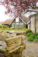 Bildno.: 11391088<br/><b>Feature: 11391082 - National Treasure</b><br/>Renovating a listed house in the Netherlands<br />living4media / Klazinga, Jansje