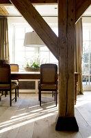 Bildno.: 11391098<br/><b>Feature: 11391082 - National Treasure</b><br/>Renovating a listed house in the Netherlands<br />living4media / Klazinga, Jansje