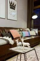 Bildno.: 11391766<br/><b>Feature: 11391754 - Warsaw Modern</b><br/>Sleek contemporary apartment in the Polish capital<br />living4media / Hristov, Yassen