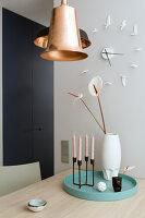 Bildno.: 11391768<br/><b>Feature: 11391754 - Warsaw Modern</b><br/>Sleek contemporary apartment in the Polish capital<br />living4media / Hristov, Yassen