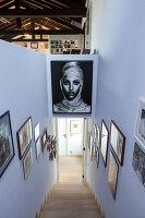 Bildno.: 11392696<br/><b>Feature: 11392685 - Missoni Magic</b><br/>Designer&#39;s house in Como, Italy<br />living4media / Cimarosti, Brando