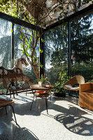 Bildno.: 11392706<br/><b>Feature: 11392685 - Missoni Magic</b><br/>Designer&#39;s house in Como, Italy<br />living4media / Cimarosti, Brando