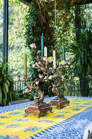 Bildno.: 11392716<br/><b>Feature: 11392685 - Missoni Magic</b><br/>Designer&#39;s house in Como, Italy<br />living4media / Cimarosti, Brando