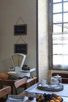 Bildnr.: 11394062<br/><b>Feature: 11394048 - Franz&#246;sische Geschichte</b><br/>Stilecht eingerichtetes Haus aus dem 18. Jahrhundert in P&#233;rigord<br />living4media / Hallot, Olivier