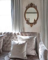 Bildnr.: 11394108<br/><b>Feature: 11394101 - An der Themse</b><br/>Wohnung im Georgianischen Stil mit Blick auf die Tower-Bridge, London<br />living4media / Cox, Stuart