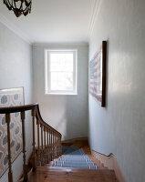Bildnr.: 11394176<br/><b>Feature: 11394101 - An der Themse</b><br/>Wohnung im Georgianischen Stil mit Blick auf die Tower-Bridge, London<br />living4media / Cox, Stuart