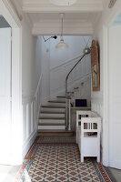Bildnr.: 11395534<br/><b>Feature: 11395531 - Industrielle Revolution</b><br/>Der Geist von 1920 wohnt hier auch noch nach der Renovierung, bei Paris<br />living4media / Hallot, Olivier