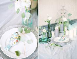 Bildno.: 11399472<br/><b>Feature: 11399471 - Floral Temptations</b><br/>Wedding accessories to complement the big day<br />living4media / Dogadaeva, Elizaveta