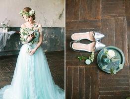Bildno.: 11399474<br/><b>Feature: 11399471 - Floral Temptations</b><br/>Wedding accessories to complement the big day<br />living4media / Dogadaeva, Elizaveta