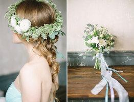 Bildno.: 11399476<br/><b>Feature: 11399471 - Floral Temptations</b><br/>Wedding accessories to complement the big day<br />living4media / Dogadaeva, Elizaveta
