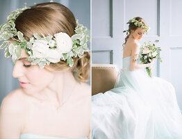 Bildno.: 11399478<br/><b>Feature: 11399471 - Floral Temptations</b><br/>Wedding accessories to complement the big day<br />living4media / Dogadaeva, Elizaveta