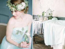Bildno.: 11399480<br/><b>Feature: 11399471 - Floral Temptations</b><br/>Wedding accessories to complement the big day<br />living4media / Dogadaeva, Elizaveta