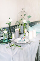 Bildno.: 11399488<br/><b>Feature: 11399471 - Floral Temptations</b><br/>Wedding accessories to complement the big day<br />living4media / Dogadaeva, Elizaveta