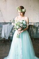 Bildno.: 11399502<br/><b>Feature: 11399471 - Floral Temptations</b><br/>Wedding accessories to complement the big day<br />living4media / Dogadaeva, Elizaveta