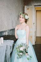 Bildno.: 11399510<br/><b>Feature: 11399471 - Floral Temptations</b><br/>Wedding accessories to complement the big day<br />living4media / Dogadaeva, Elizaveta