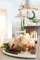 Bildnr.: 11400288<br/><b>Feature: 11400280 - Wohliges Winter-Wei&#223;</b><br/>Weihnachten bei Familie Hirsch in Schweden<br />living4media / M&#246;ller, Cecilia