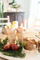 Bildnr.: 11400290<br/><b>Feature: 11400280 - Wohliges Winter-Wei&#223;</b><br/>Weihnachten bei Familie Hirsch in Schweden<br />living4media / M&#246;ller, Cecilia