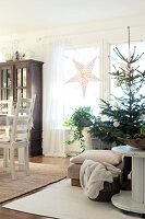 Bildnr.: 11400298<br/><b>Feature: 11400280 - Wohliges Winter-Wei&#223;</b><br/>Weihnachten bei Familie Hirsch in Schweden<br />living4media / M&#246;ller, Cecilia