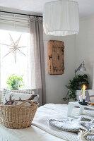 Bildnr.: 11400310<br/><b>Feature: 11400280 - Wohliges Winter-Wei&#223;</b><br/>Weihnachten bei Familie Hirsch in Schweden<br />living4media / M&#246;ller, Cecilia
