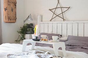 Bildnr.: 11400312<br/><b>Feature: 11400280 - Wohliges Winter-Wei&#223;</b><br/>Weihnachten bei Familie Hirsch in Schweden<br />living4media / M&#246;ller, Cecilia