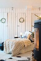 Bildnr.: 11400320<br/><b>Feature: 11400280 - Wohliges Winter-Wei&#223;</b><br/>Weihnachten bei Familie Hirsch in Schweden<br />living4media / M&#246;ller, Cecilia