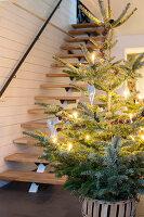 Bildnr.: 11400326<br/><b>Feature: 11400280 - Wohliges Winter-Wei&#223;</b><br/>Weihnachten bei Familie Hirsch in Schweden<br />living4media / M&#246;ller, Cecilia
