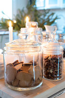 Bildnr.: 11400336<br/><b>Feature: 11400280 - Wohliges Winter-Wei&#223;</b><br/>Weihnachten bei Familie Hirsch in Schweden<br />living4media / M&#246;ller, Cecilia
