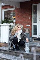 Bildnr.: 11400346<br/><b>Feature: 11400280 - Wohliges Winter-Wei&#223;</b><br/>Weihnachten bei Familie Hirsch in Schweden<br />living4media / M&#246;ller, Cecilia