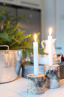 Bildnr.: 11400360<br/><b>Feature: 11400280 - Wohliges Winter-Wei&#223;</b><br/>Weihnachten bei Familie Hirsch in Schweden<br />living4media / M&#246;ller, Cecilia