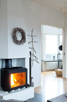 Bildno.: 11403004<br/><b>Feature: 11402958 - Scaled Down Christmas</b><br/>Natural and minimalist holiday d&#233;cor in Sweden<br />living4media / M&#246;ller, Cecilia