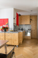 Bildno.: 11403132<br/><b>Feature: 11403127 - Parisian Charm</b><br/>Renovated apartment in Paris is full innovative ideas<br />living4media / Hallot, Olivier