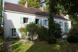 Bildno.: 11403714<br/><b>Feature: 11403713 - Rustic French elegance</b><br/>A romantic country manor not far from Paris<br />living4media / Hallot, Olivier