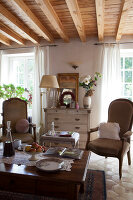 Bildno.: 11403718<br/><b>Feature: 11403713 - Rustic French elegance</b><br/>A romantic country manor not far from Paris<br />living4media / Hallot, Olivier