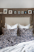 Bildno.: 11404406<br/><b>Feature: 11404388 - Northern Glamour</b><br/>Harmonious home on the Oslo Fjord in Norway<br />living4media / Nordstrom, Annette