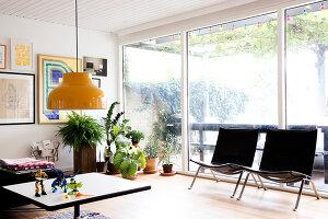 Bildnr.: 11407576<br/><b>Feature: 11407569 - D&#228;nisches-Design</b><br/>Dem Haus sieht man an, dass hier eine skandinavische Familie wohnt, Aarhus<br />living4media / Brandt, Jenny