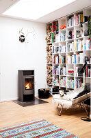 Bildnr.: 11407592<br/><b>Feature: 11407569 - D&#228;nisches-Design</b><br/>Dem Haus sieht man an, dass hier eine skandinavische Familie wohnt, Aarhus<br />living4media / Brandt, Jenny