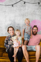 Bildno.: 11409244<br/><b>Feature: 11409243 - The Playful Home</b><br/>A young family creates one big playpen in Sweden<br />living4media / Brandt, Jenny